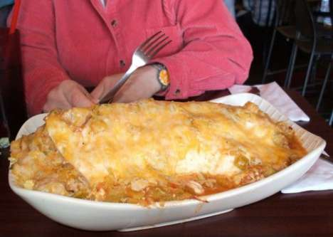 Obsessions With Super-Sized Food - ThisIsWhyYoureFat.com Shows We're Hooked on Grease