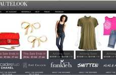 Couture Clubs - Invite-Only HauteLook.com Holds Premium Private Fashion Sales