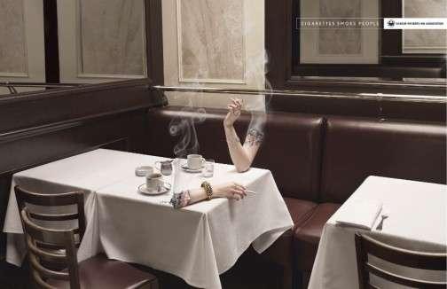 Cigarettes Smoking People 2
