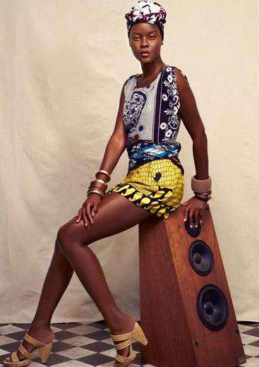 Vintage African Fashion 2