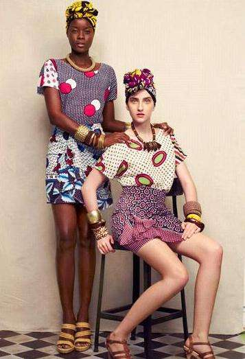 Vintage African Fashion 8