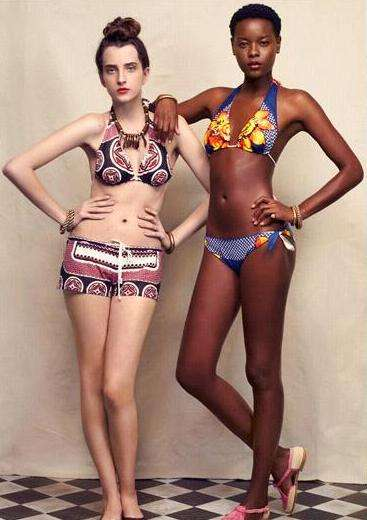Vintage African Fashion 9