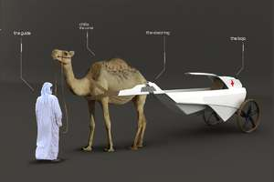 Eco-Friendly Desert Transit Concepts For Doctors On Call