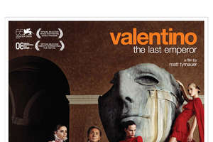 Valentino The Last Emperor Is Coming To New York