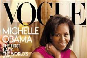 Michelle Obama Covers Vogue Magazine in Jason Wu