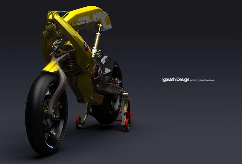 Robotic Motorbikes
