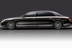The Maybach Zeppelin Makes a Comeback From the 1930s