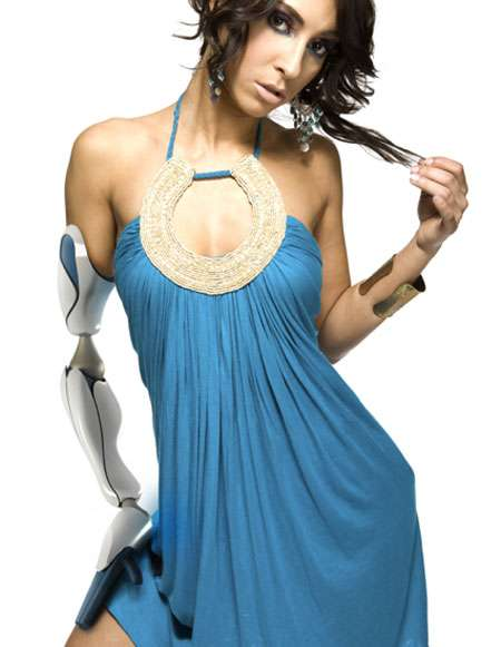 Prosthetic Arm Fashion