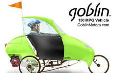 The GoblinAero No Gas Hog Saves Environment and Your Money