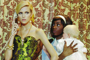 Vogue Italia Stereotypes a Black Woman as a Maid
