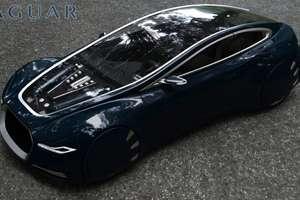 Jaguar C-XC Concept Zooms In On Green Design