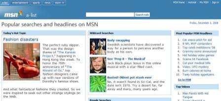 MSN.com: TrendHunter.com Featured