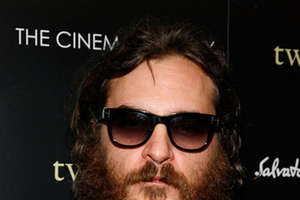 In Odd Letterman Appearance, Joaquin Phoenix Says He's Taking Up Rap