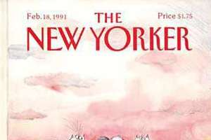 10 of New Yorker Magazine's Best-Loved Illustrations