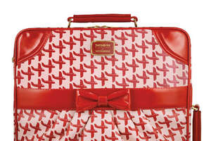 Samsonite Black Label by Viktor & Rolf Channels the 50's a