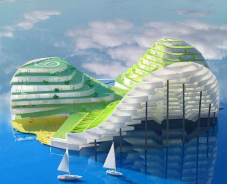 Floating Eco-Communities
