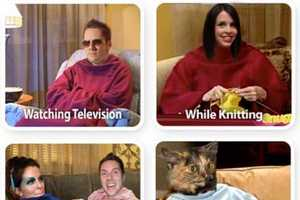 Snuggies Won't Go Away But At Least They're Official