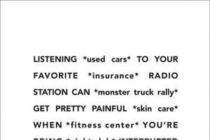 XM Satellite Radio Shows How Annoying Commercials Are