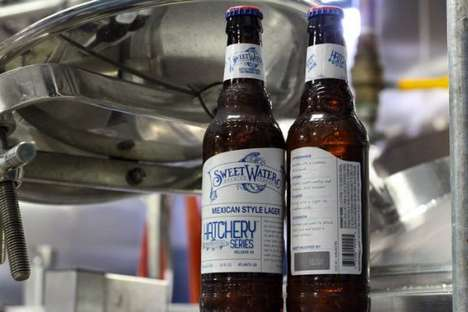 Festive Mexican-Style Lagers - Sweetwater Created a Mexican-Style Lager for Cinco De Mayo