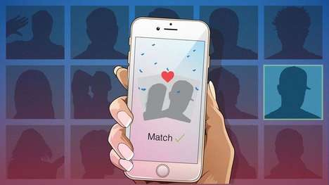 Collaborative Dating Apps - The 'Wingman' Dating App That Lets Friends Pick Dates for Users