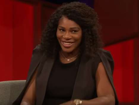 Working Hard for Success - The Serena Williams Ted Interview Covers Her Life and Accomplishments