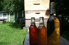 Fermented Strawberry Beverages - Honeygirl Mead is Making a Strawberry Mead for the Summer Season