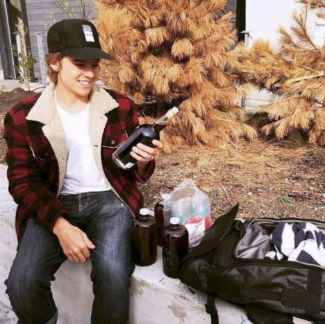 Actor-Owned American Meaderies - The All-Wise Meadery in NYC is Owned by Dylan Sprouse