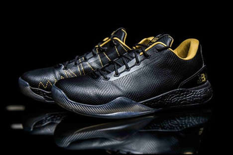 Upscale Independent Basketball Footwear - Lonzo Ball's Big Baller Brand Z02 Starts at $495