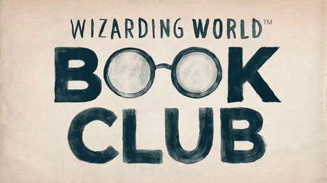 Fantasy Wizard Book Clubs - Pottermore's 'Wizarding World Book Club' Engages Harry Potter Fans