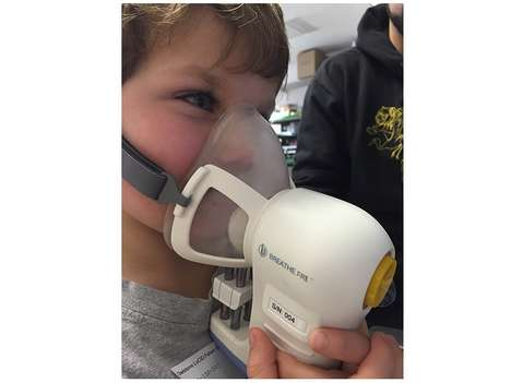 Disease-Detecting Breathalyzers - This Tester Measures One's Breath to to Uncover Illnesses