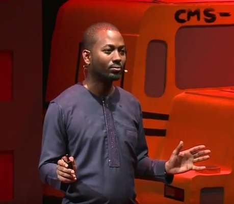 Mental Health Stigma in African Cultures - Sangu Delle Gives a Moving Speech About Mental Health