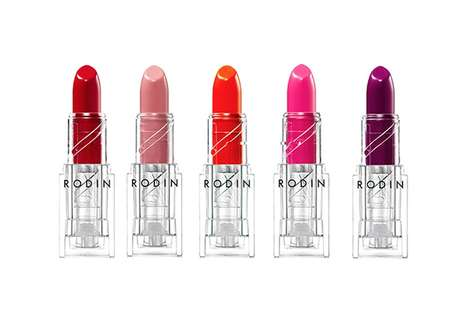 Convenient Summer Lip Kits - These New Linda Rodin Products are Perfect for Adding a Pop of Color