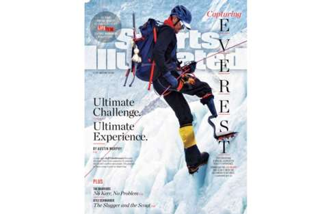 AR Sports Magazines - This Sports Illustrated Cover Includes Interactive Digital Features
