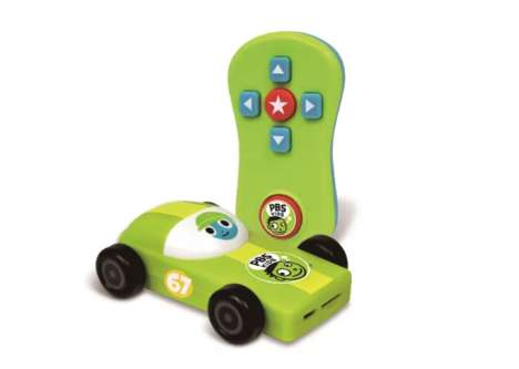 Toddler-Friendly Streaming Sticks - The PBS Plug & Play is an HDMI Dongle for Streaming Kids Shows