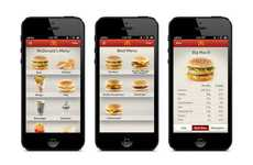 Fast Food Mobile Ordering