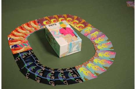 Freestyle Rapping Games - The 'Vers' Card Game Lets Players Partake in Freestyle Raps