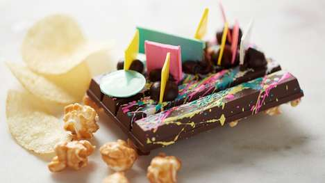 Cult Chocolate Bar Boutiques - Melbourne's Kit Kat Chocolatery is a Permanent Dessert Activation