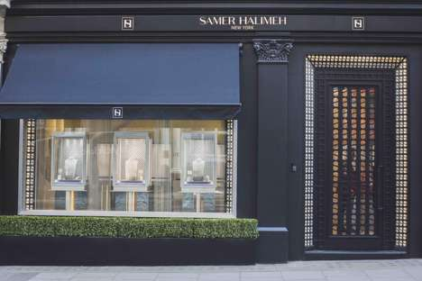 Bomb-Proof Jewelry Shops - This Luxury Jewelry Store in London is Bomb, Ram and Bullet-Proof