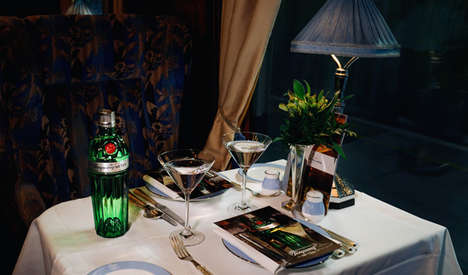 Gin Train Tastings - Tanqueray and Belmond British Pullman are Offering Onboard Gin Tastings