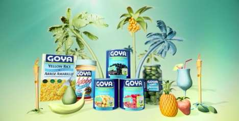 Better-for-You Food Collections - Goya's 'Better For You' Line Has Low-Sodium and Organic Options