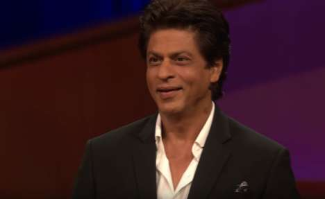 Cultivating Humanity Through Love - Shah Rukh Khan's Speech Parallels Humanity With Aging Superstars