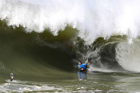 Bodysurfing Streaming Sites - APB TV Will Feature World Tour Highlights, Athlete Profiles, and More