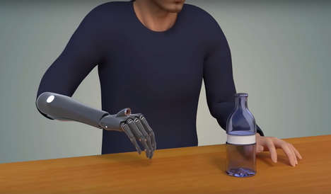 Intuitive Bionic Hands - This Smart Prosthetic Limb Gives Wearers More Natural and Flexible Movement