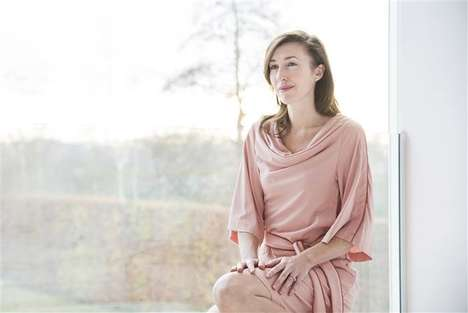 Patient-Centric Clothing Lines - Inga Wellbeing Makes Fashionable Alternatives to Hospital Gowns