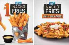 Nacho-Inspired Fast Food Fries