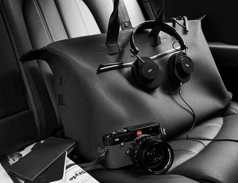 Camera-Inspired Headphones - The Master & Dynamic MW60 Leica 0.95 Headphones are Classically Stylish