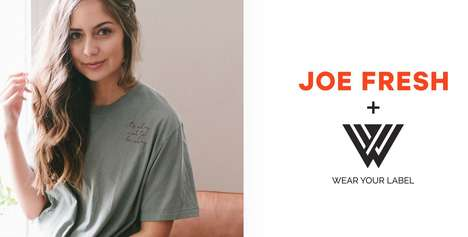 Mental Health-Supporting Fashion Nights - Joe Fresh and Wear Your Label are Hosting Shopping Nights