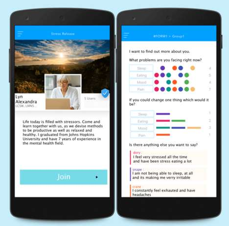 Protected Mental Health Chatrooms - Sunrise Health's Chatrooms are Monitored by AI and Therapists
