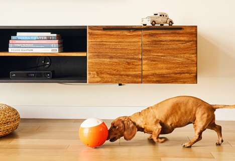 Smart Pet Play Devices - easyPlay Encourages Physical Activity in Dogs At Home