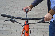 GPS-Connected Handlebars